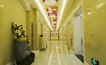 金华亚美整形医院走廊