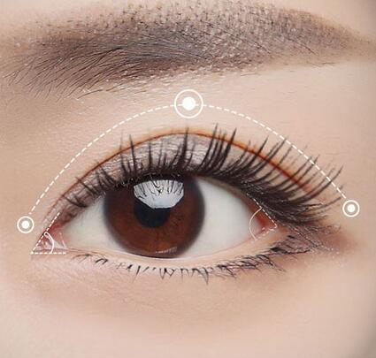 双眼皮不仅仅看上去更好看,同样也让你更显精神
