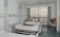 长沙湘雅二院烧伤整形科病房