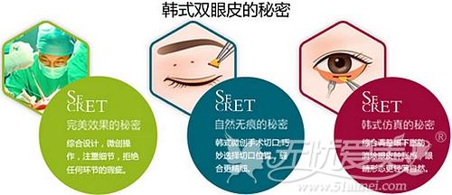 济宁韩美韩式双眼皮手术优势