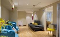 哈尔滨诺嬄美整形医院休息区