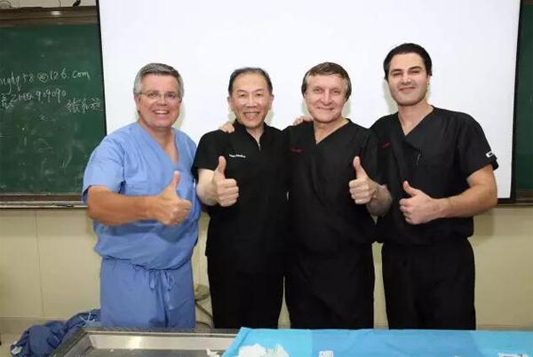 第四届脂肪医学大会达拉斯精品技术培训