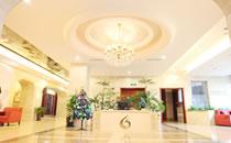 上海美联臣二楼导医前台