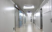 上海美联臣3楼手术室外走廊