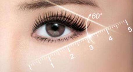 徐州力信韩式双眼皮手术美学标准