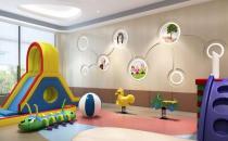 无锡康贝佳口腔医院儿童娱乐区