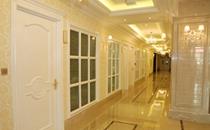 亳州华美整形医院走廊