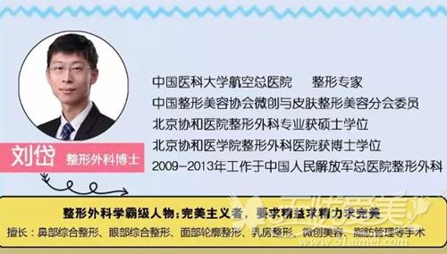 刘岱 北京青木整形医生