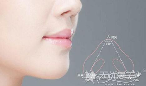 南充韩美整形综合隆鼻比例