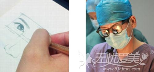 北京凯润婷双眼皮修复手术方案设计