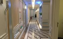 杭州美联致美整形医院走廊