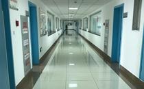 四川大学华西口腔医院走廊