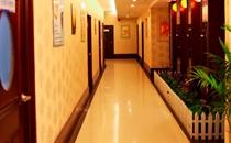 吉安保士整形医院走廊