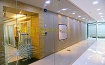 韩国维摩整形医院走廊