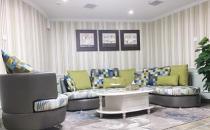 长沙丽都整形医院休息室