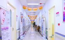 西宁康华整形医院走廊