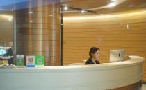 南京美梯整形医院前台