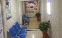 荆州华美整形医院走廊