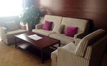 内蒙古永泰整形医院休息区