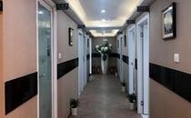 深圳医美汇整形医院走廊
