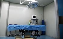 郑州安琪儿整形医院手术室