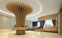 郑州天后整形医院大厅