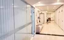 长沙时光整形医院走廊