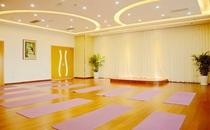 珠海蓝海之略医疗美容瑜伽室