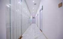 郑州望京整形医院走廊