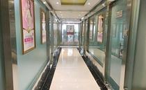 洛阳班大夫医疗美容诊所走廊