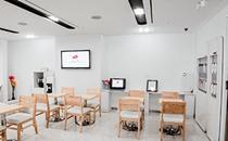 韩国WIZ&美整形医院休息区