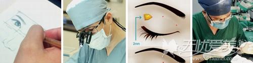 成都恒博整形医院双眼皮修复手术优势