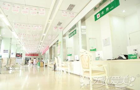 天津坤如玛丽整形医院环境