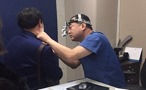 韩国oaks牙科医院咨询室