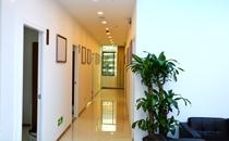 深圳芝华整形走廊