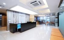 韩国希克丽整形外科大厅