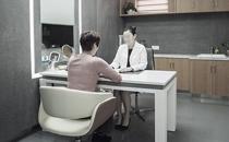 厦门思明兰的医疗美容咨询室