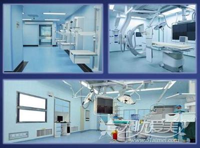 郑州天后整形手术室