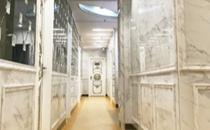 广州星团整形医院走廊