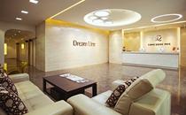 北京梦莱整形医院大厅