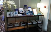 上海馨美医疗美容展品展示区