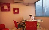 重庆善美整形前台咨询室