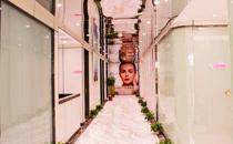 西安圣梦尚雅医疗美容走廊