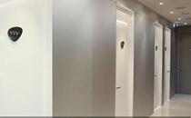 韩国dr.朵整形医院走廊