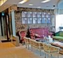 韩国必妩整形医院休息区