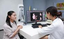 北京上上相整形医院顾客术前相貌评估室