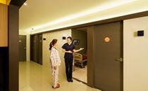 韩国GNG整形医院恢复室