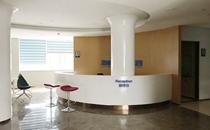 福州海峡整形医院3楼接待台