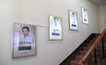 广州家庭医生医院楼梯