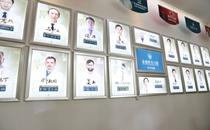 广州家庭医生医院专家展示墙
